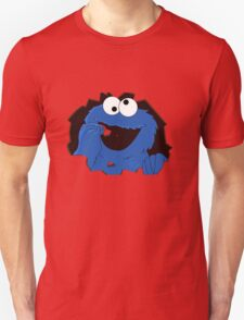 cookie monsta Unisex T-Shirt