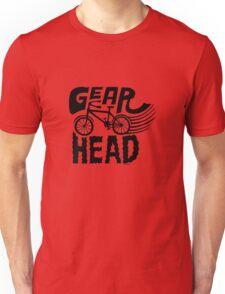 Gearhead -  black   T-Shirt