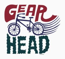 Gearhead - colored Kids Tee