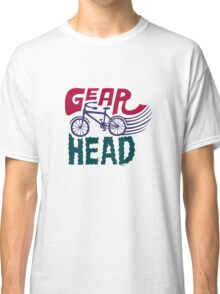 Gearhead - colored Classic T-Shirt