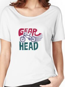 Gearhead - colored Women's Relaxed Fit T-Shirt