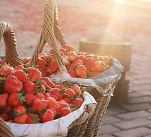 Strawberries for Sale by homemadeinchina