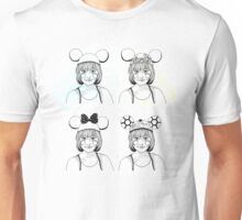 Mouse Ears Mickey Unisex T-Shirt