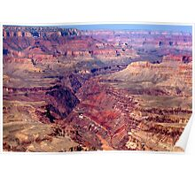 Grand Canyon - Inner Gorge Colors Poster