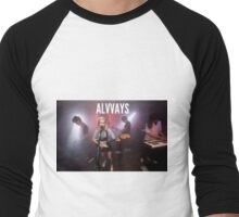Alvvays Live Men's Baseball ¾ T-Shirt