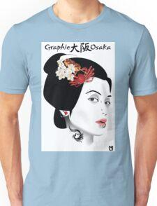 Graphic Osaka Unisex T-Shirt