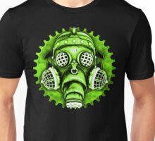 Steampunk / Cyberpunk Gas Mask #1E Unisex T-Shirt