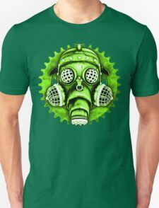 Steampunk / Cyberpunk Gas Mask #1E T-Shirt