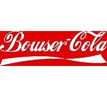 Bowser Cola Photographic Print