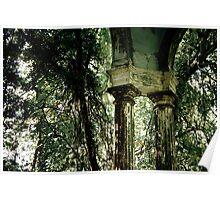 Ellicott City, Maryland - Ruins Poster