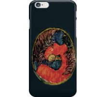 The Look Out Horse Print by Ginny Luttrell iPhone Case/Skin