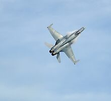 F/A-18F Super Hornet (High G Turn) by Andrew Holford