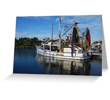 Seaview Greeting Card