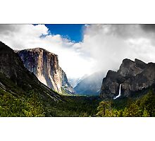 Yosemite Tunnel View by Kirk  Hille