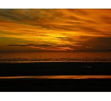 Wallaroo Sunset Photographic Print