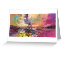 Loch Fyne Colour Greeting Card