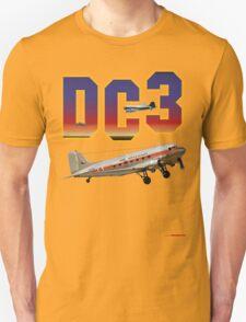 DC3 T-shirt Design T-Shirt