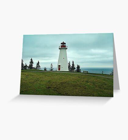 Cape George Greeting Card