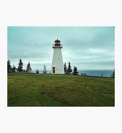 Cape George Photographic Print