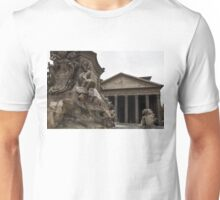 Charming Monsters - Fountain of the Pantheon Unisex T-Shirt