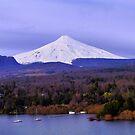 Volcano II Chile by Daidalos