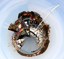 tiny planets by Anne Seltmann