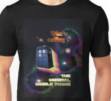 Who's Calling? The Original Mobile Phone Design Unisex T-Shirt