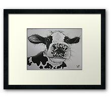 Anyone for Milk? Framed Print