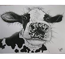 Anyone for Milk? Photographic Print