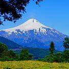 Volcano 02. Chile. by Daidalos