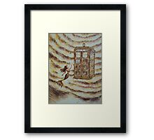 Out Of These Waters Framed Print