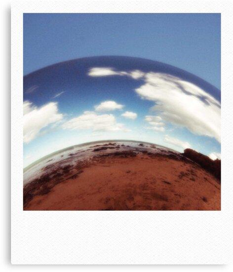 Sphere- Holga by Carly Haddad