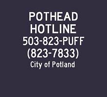 Pothead Hotline No. 3 Unisex T-Shirt