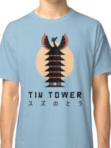Tin Tower Classic T-Shirt