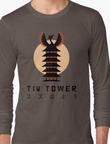 Tin Tower Long Sleeve T-Shirt