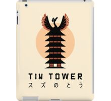 Tin Tower iPad Case/Skin