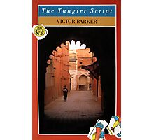 The Tangier Script Photographic Print