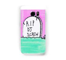 R.I.P DJ SCREW Samsung Galaxy Case/Skin