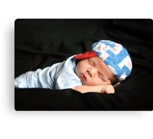 Noah Again..... Canvas Print