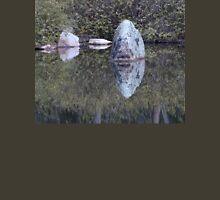 Rock Reflections, Chinese Garden, Lambing Flat, Via Young Unisex T-Shirt