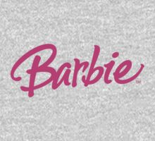 Barbie One Piece - Short Sleeve