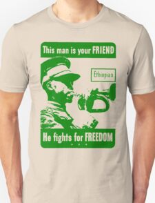 ETHIOPIAN SOLDIER T-Shirt