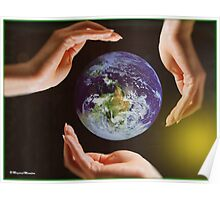 PROTECTING PLANET EARTH Poster
