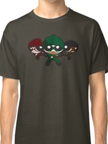 Heroes of Starlingville Classic T-Shirt