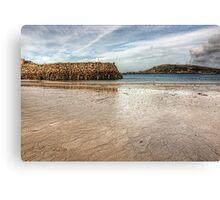 Douglas Quay Alderney - Another view Canvas Print
