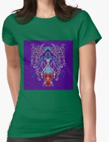 PINEAL Womens Fitted T-Shirt