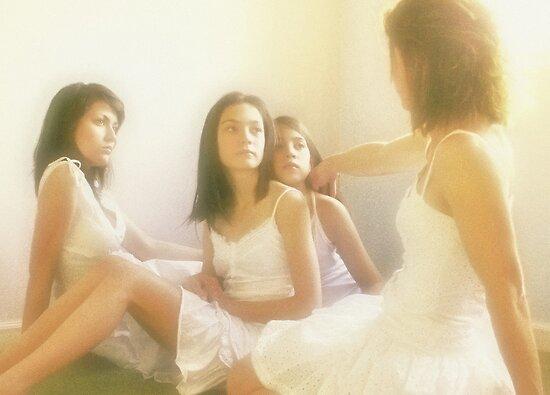 Anna's girls by Rebecca Tun