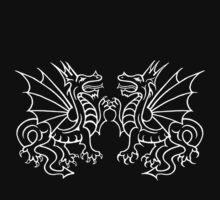 Dragon Dance by TreeFairy