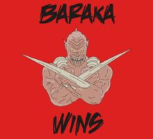 Baraka Wins! by Matt Simpson