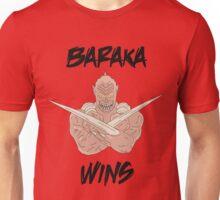Baraka Wins! Unisex T-Shirt